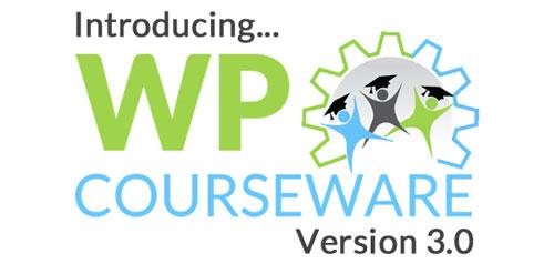 دانلود افزونه ی مدیریت آموزش Courseware برای وردپرس
