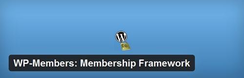 افزونه ایجاد بخش عضویت سفارشی در وردپرس WP-Members