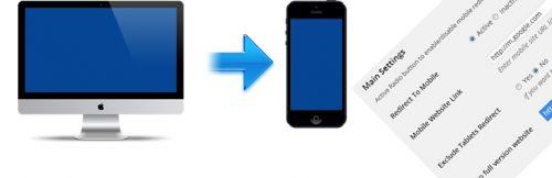 ساخت نسخه موبایل سایت با افزونه WP Mobile Redirect