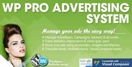افزونه مدیریت تبلیغات WP Pro Ad System v4.0.5 برای وردپرس