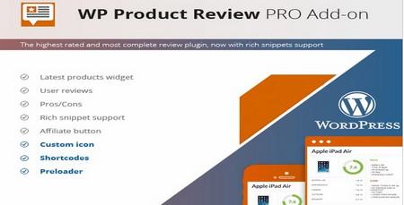 افزودنی های محصولات ووکامرس با افزونه WP Product Review PRO