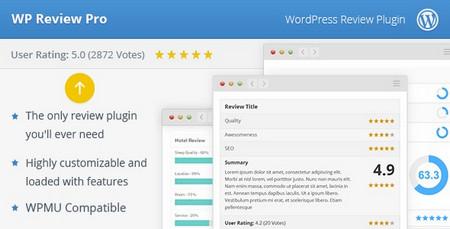 افزونه ستاره دار کردن مطالب وردپرس در گوگل WP Review Pro
