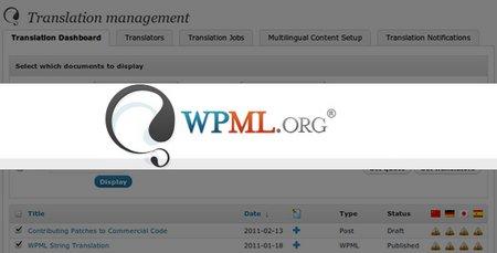 افزونه چند زبانه کردن سایت با WPML نسخه 3.3 به همراه افزودنی ها