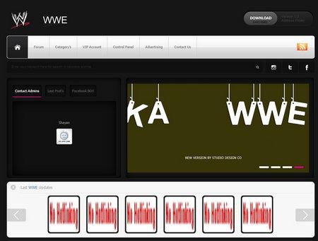دانلود قالب WWA برای نیوک 8.3