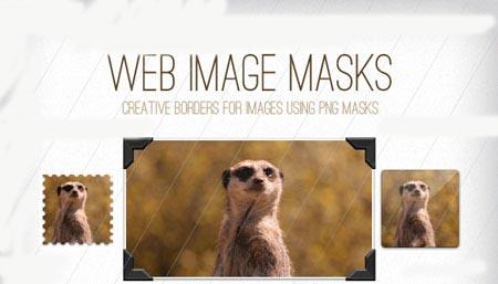 تصاویر سایت خود را با Web Image Masks قاب کنید