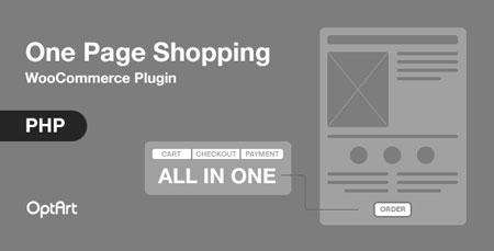سفارش محصول ووکامرس در یک صفحه با WooCommerce One Page Shopping