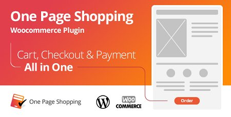 سفارش محصول ووکامرس در یک صفحه با WooCommerce One Page Shopping نسخه ۲٫۵٫۴