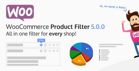 افزونه فیلتر و جستجو پیشرفته ووکامرس Product Filter نسخه 5.5.6