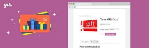 ارائه گیفت کارت به مشتریان در ووکامرس با افزونه YITH WooCommerce Gift Cards
