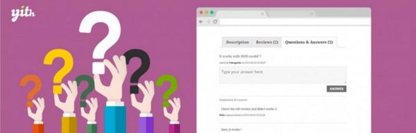ایجاد سیستم پرسش و پاسخ ووکامرس با افزونه YITH WooCommerce Questions and Answers