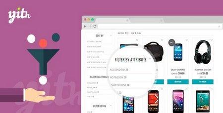 افزونه فیلتر حرفه ای محصولات ووکامرس WooCommerce Ajax Product Filter نسخه 2.6.0