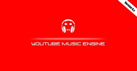 اسکریپت جستجوگر موزیک Youtube Music Engine نسخه 6.0.6