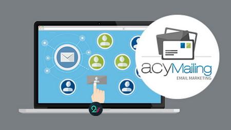 افزونه خبرنامه پیشرفته جوملا AcyMailing Enterprise فارسی نسخه 5.10.2 با افزودنی ها
