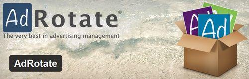 افزونه مدیریت بخش های تبلیغاتی در وردپرس AdRotate