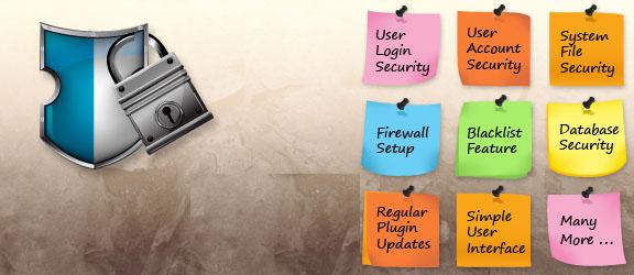 افزونه قدرتمند امنیتی وردپرس All In One WP Security & Firewall