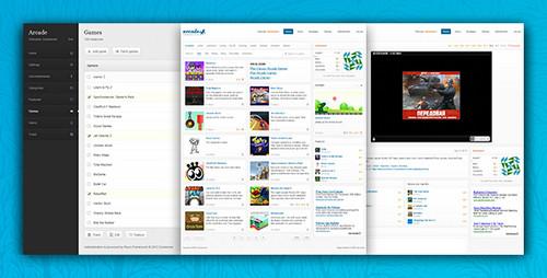 راه اندازی سایت بازی آنلاین با Arcade Management نسخه 1.2