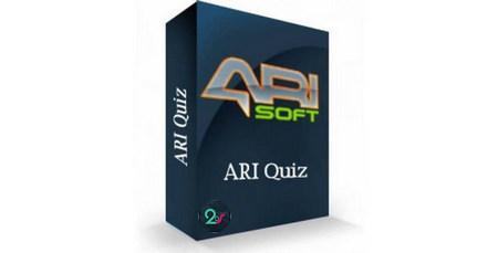 ایجاد آزمون آنلاین در جوملا با افزونه ARI Quiz Pro