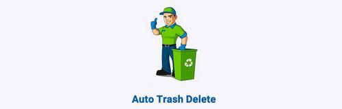 پاکسازی سطل زباله وردپرس با افزونه Auto Trash Delete