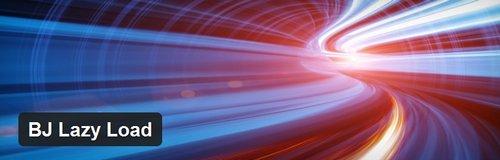افزونه افزایش سرعت بارگذاری وبسایت BJ Lazy Load