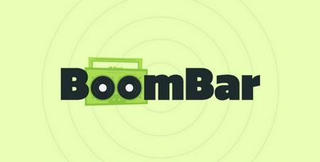 افزونه ساخت نوار اطلاع رسانی در وردپرس BoomBar