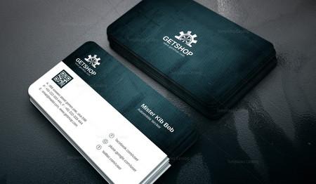 دانلود فایل لایه باز کارت ویزیت شرکتی شماره 19