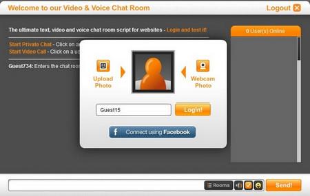 اسکریپت ویدیو چت CAMCOM Chat نسخه 5.0