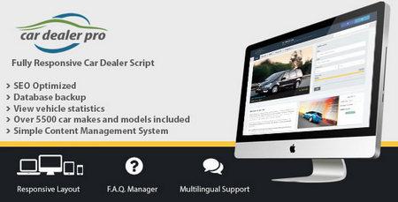 اسکریپت خرید و فروش خودرو Car Dealer Pro