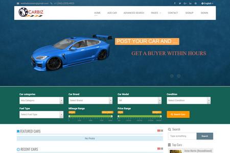 اسکریپت ایجاد بازار خرید و فروش خودرو Carbiz