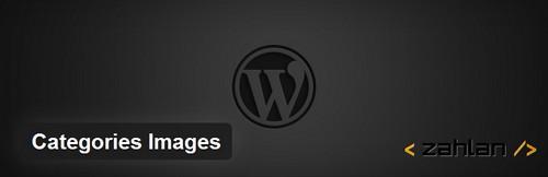 افزودن تصویر به دسته های وردپرس با افزونه Categories Images