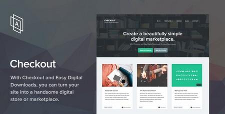 دانلود قالب وردپرس فروشگاه محصولات دیجیتالی CheckOut نسخه ۱٫۴٫۲
