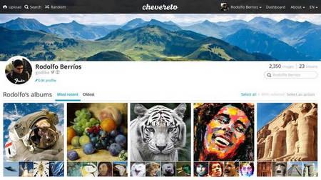 اسکریپت آپلودسنتر فایل Chevereto نسخه ۳٫۷٫۱