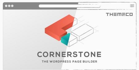 افزونه صفحه ساز پیشرفته وردپرس Cornerstone نسخه 3.3.2