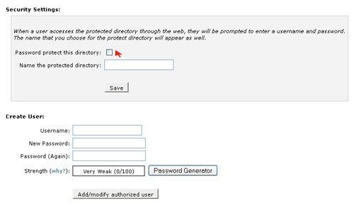 آموزش قرار دادن رمز بروی پوشه wp admin