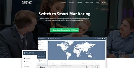 اسکریپت کنترل و ردیابی کاربران Timenox Desktop Monitoring