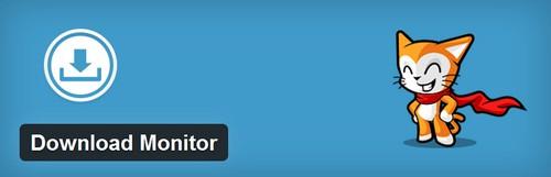 افزونه وردپرس مدیریت فایل های دانلودی Download Monitor
