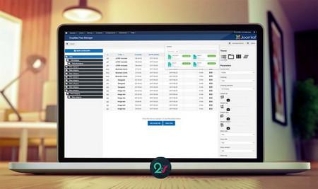 افزونه دانلود و مدیریت فایل در جوملا Dropfiles