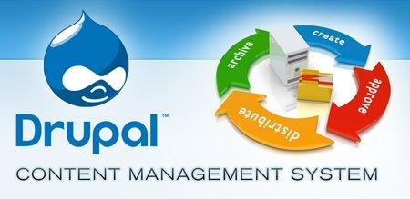 دانلود سیستم مدیریت محتوا دروپال Drupal فارسی نسخه 7.41