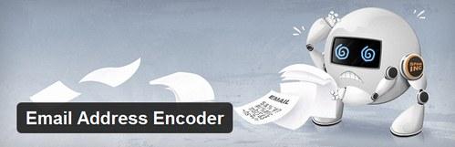 افزونه ضد اسپمر وردپرس و محافظ ایمیل Email Address Encoder