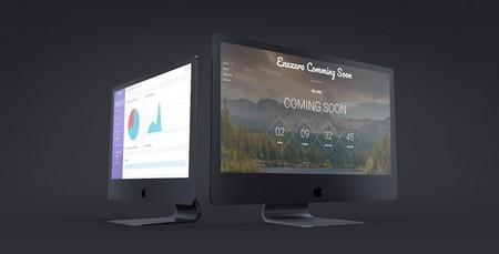 اسکریپت ساخت صفحات در دست ساخت Enexero Coming Soon
