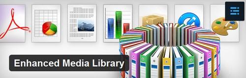 افزونه مدیریت کتابخانه رسانه وردپرس Enhanced Media Library