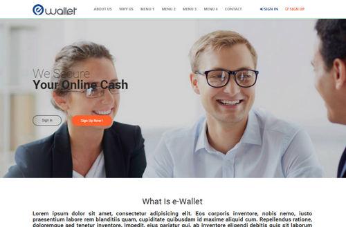 اسکریپت درگاه پرداخت اینترنتی eWallet