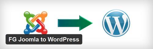 افزونه انتقال از جوملا به وردپرس FG Joomla to WordPress