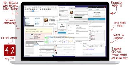 افزونه شخصی سازی و افزایش امکانات بی بی پرس GD bbPress Toolbox Pro