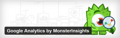 افزونه وردپرس گوگل آنالیز Google Analytics by MonsterInsights