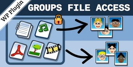 افزونه وردپرس سطح دسترسی دانلود Groups File Access نسخه 1.6.3