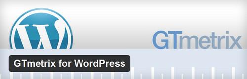 افزایش سرعت سایت وردپرسی با افزونه GTmetrix