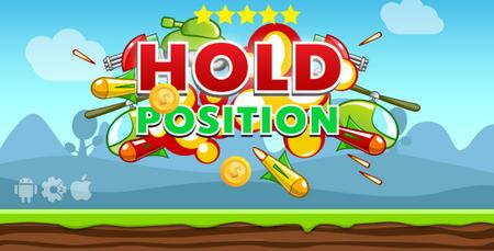 اسکریپت بازی آنلاین نگه داشتن موقعیت Hold Position