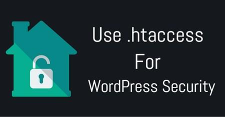 مخفی کردن نام کاربری در وردپرس با htaccess.