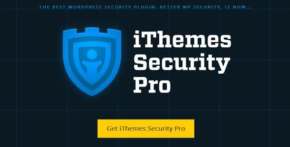 افزونه فوق امنیتی وردپرس iThemes Security Pro نسخه 1.7.10