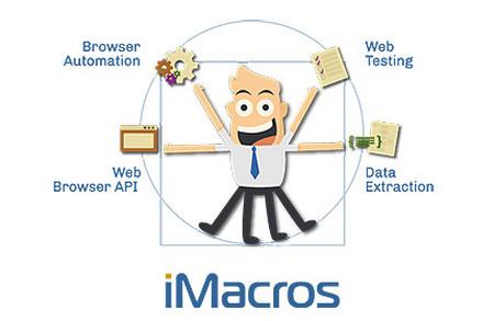 دانلود نرم افزار انجام خودکار کارهای اینترنتی iMacros